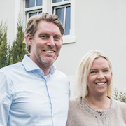 Nina & Mario, Hausbesitzer aus Lambsheim